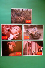 THOUSAND ROADS HAVE DEATH 77 MEXICO ANA MARTIN RAFAEL VILLASEOR EXYU LOBBY CARDS