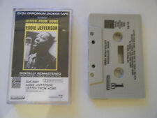 EDDIE JEFFERSON - LETTER FROM HOME - CASSETTE TAPE - RIVERSIDE