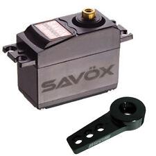 Savox SC-0254MG High Torque Standard Size Digital Servo   W/FREE ALUMINUM HORN B