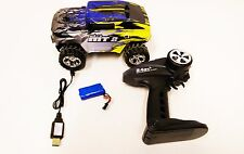 Venta R/C Monster Azul Nitro MT2 Hunter 2.4GHZ RC Coche Carreras Buggy X Truggy camión