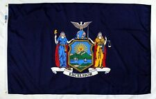 State of New York Flag 4x6 Foot Flag Banner (150 Denier)