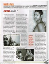 Coupure de presse Clipping 2002 (1 page) Jamel Debbouze