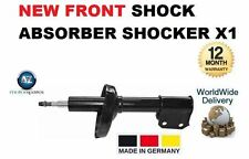 FOR RENAULT KANGOO MPV 1.2i 1.4i 1.5DCi 1997-  FRONT SHOCK ABSORBER SHOCKER X1