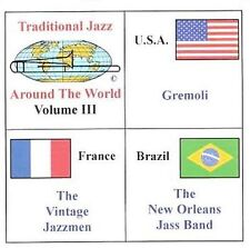 Traditional Jazz Around the World, Vol. 3 (CD, Jun-1999, Jazz Crusade)