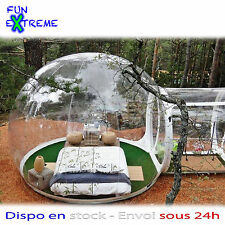 Bubble tent igloo tente  gonflable 3m