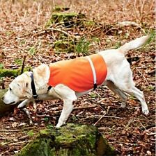 Dog Canine Hunting Vest Shooting Duck Watefowl Reflective Orange Pig Jacket Vis