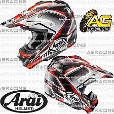 Arai MXV MX-V Helmet Speedy Red Black Adult Extra Small XS Enduro Helmet New