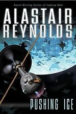 NEW! Revelation Space: Pushing Ice by Alastair Reynolds (2006, Hardcover) w/ DJ