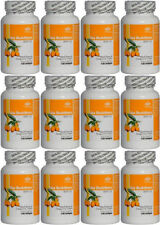 12 x Sea Buckthorn Berry Oil (120 Sg/bottle) Natural Source of Omega 3,6,7 & 9