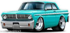 1965 Ford Falcon 260 2ft Long Wall Graphic Decal Sticker Man Cave  Free Shipping
