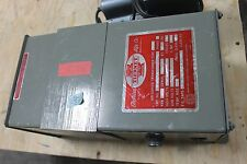 TIERNEY ELECTRICAL AIR COOLED TRANSFORMER TYPE ISO 2 KVA