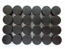 35mm Tube End Caps For PVC Pipe Dog Agility Poles X 24 off