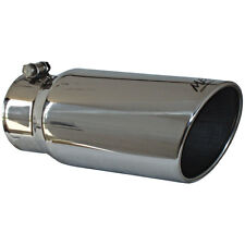 """MBRP T5051 F150 Exhaust Tip 5"""" SS Polished 4"""" In EB 3.5L 11-14"""