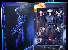 "NECA TERMINATOR 2 - ULTIMATE T-1000 - MOTORCYCLE COP 7"" ACTION FIGURE - NIP"