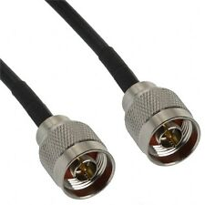 BELDEN RG-58  N male to N male Jumper Pigtail Cable   15 FT (plug to plug)