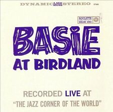 At Birdland  by Count Basie (CD, Aug-2007, Roulette Records)