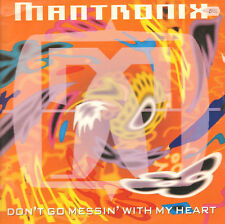 MANTRONIX - Don't Go Messin' With My Heart - Capitol