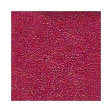 Miyuki Seed Beads 15/0 Silver Lined Lt Red AB 15-140FR Glass 8.2g Round Rocaille