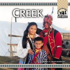 Creek (Native Americans (Abdo))-ExLibrary