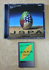 "YAMAHA SY77 CARD ""JSPA - FOUR SEASONS"" VC7705W 