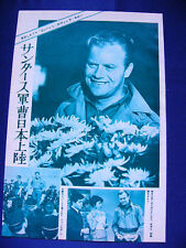 1960s Vic Morrow 7 Japan VINTAGE Clippings COMBAT