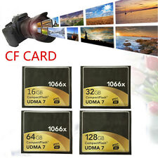 32GB For Camera CF Momery Card Superior Quality Compact Flash 1066x Class10