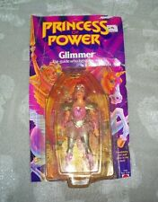 Princess of Power Glimmer Action Figure Complete Open She-Ra Doll Vintage 80's