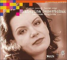 Melodies Russe # Sementchu Gergieva (Harmonia Mundi) CD Ekaterina Sementchu