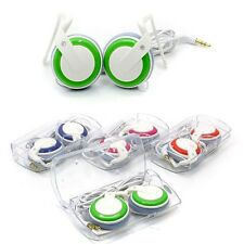 Earring Headphone Over Ear Earphones Sports Audio Radio DVD MP3 MP4 iPhone iPod