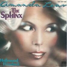 "Amanda Lear - The Sphinx (7"" Ariola Vinyl-Single Schallplatte Germany 1978)"