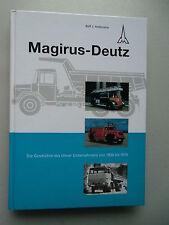 Magirus-Deutz Die Geschichte des Ulmer Unternehmens von 1936-1974 Magirus Deutz