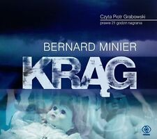 Krąg (audiobook CD) Minier Bernard - POLISH POLSKI