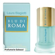 LAURA BIAGIOTTI BLU DI ROMA DONNA EDT NATURAL SPRAY VAPO - 25 ml