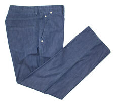 New BRIONI Sunset Classic Five Pocket Stretch Cotton Denim Jeans 36 NWT $595!