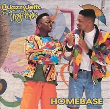 Homebase by DJ Jazzy Jeff & the Fresh Prince (CD, Jul-1991, Jive (USA))DISC ONLY