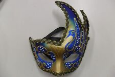 MASQUE STYLE VENITIEN LOUP COLOMBINE CYGNE MUSICA POINTES HARMONIE