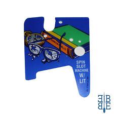 Twilight Zone-SlotMachine PLASTIC