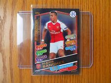 2016-17 Topps Match Attax Alexis Sanchez Bronze Limited UEFA Champions League