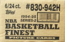 1994-95 Topps Finest Series 2 Basketball Hobby 6-Box Case