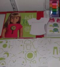 American Girl Doll Tee shirt design for your Dolls Craft Set-Fun Parties & Favor