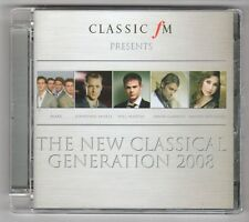 (GY727) Various Artists, The New Classical Generation - 2008 CD