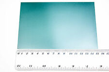 Magnetic Field Viewer Film 152 mm x 102 mm (6 in x 4 in) - Genuine 'Green film'.