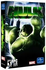 The Hulk PC New Sealed in Box