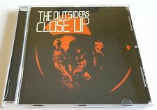 The Outsiders - Close Up - Cherry Red Punk - Adrian Borland