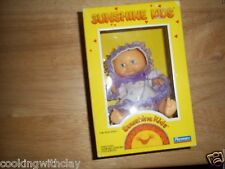 1985 RARE VINTAGE SUNSHINE KIDS PLAYMATES ADORABLE POSEABLE FULLY JOINTED DOLL
