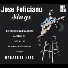 Feliciano, Jose Jose Feliciano - Greatest Hits CD