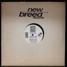 """[EDM]~NM 12""""~JAZZ NOT MASSIVE~CRUCIAL ENGLISH~T.S.O.J~The Sound Of~For Ya Foot"""