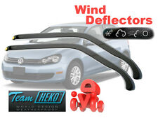 VW GOLF MK5 2004 -2009 WIND DEFLECTORS  2 doors (31151)