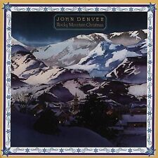 1 CENT CD Rocky Mountain Christmas - John Denver
