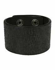 DSQUARED2  Leather Wristband Bracelet GENUINE